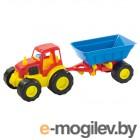 Zebratoys Трактор с прицепом Active 15-5229