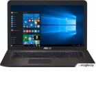 ASUS X756UV-TY388T 90NB0C71-M04370 Intel Core i3-7100U 2.4 GHz/4096Mb/1000Gb/DVD-RW/nVidia GeForce 920MX 2048Mb/Wi-Fi/Bluetooth/Cam/17.3/1600x900/Windows 10 64-bit
