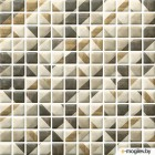 Декоративная плитка Ceramika Paradyz Enya Grafit Mozaika 298x298