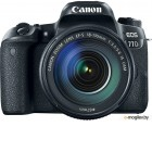 Canon EOS 77D Kit EF-S 18-135 mm F/3.5-5.6 IS USM