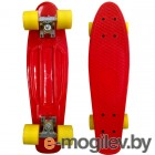 EcoBalance Cruiser Board Red Yellow