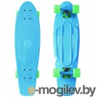 Y-SCOO Fishskateboard 22 Blue-Green 401-B