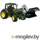 Bruder John Deere 6920 трактор с погрузчиком 02-052