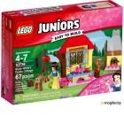 Конструктор Lego Juniors Лесной домик Белоснежки 10738