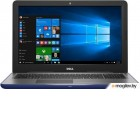 Dell Inspiron 5767 i3-6006U(2.0)/4G/1T/17,3HD+ AG/AMD R7 M440 2G DDR5/DVD-SM/BT/Win10 (5767-2186) (Light-blue)