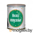 Canned Socks Носки отпускные Black 415355