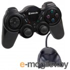 Defender GAME RACER WIRELESS PRO, USB/PS