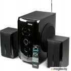 Колонки Dialog Progressive AP-209 black (2.1, 30W+2*15W RMS,Bluetooth,FM,USB+SD reader)