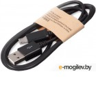 Кабель MicroUSB-USB Ritmix RCC-110 black для синхронизации/зарядки, 1м