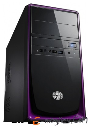 Cooler Master Elite 344 RC-344-PKN1-GP black purple без БП