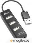 USB2.0-разветвитель Ritmix [CR-2402] на 4*USB 2.0 <Black>