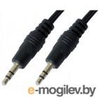 mini Jack 3.5mm (M) -> mini Jack 3.5mm (M),  1.0m, 5bites (AC35J-010M)