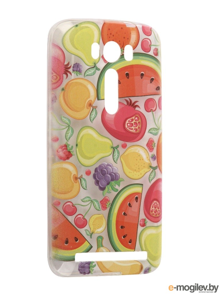 Чехол Asus ZenFone 2 ZE500KL Laser 5.0 With Love. Moscow Fruit 5834