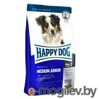 Happy Dog Medium Junior - 1kg 03419 для щенков
