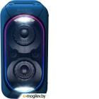 Sony GTK-XB60 синий 150Вт/BT