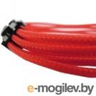GELID 6-pin PCI-E, 30см, индивидуальная оплетка, красный (CA-6P-04)