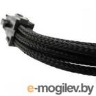 GELID 6-pin PCI-E, 30см, индивидуальная оплетка, черный (CA-6P-01)