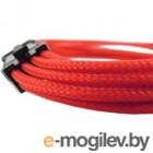 GELID 8-pin EPS, 30см, индивидуальная оплетка, красный (CA-8P-04)
