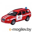 Машины Пламенный мотор Volvo V70 Пожарная охрана 870189