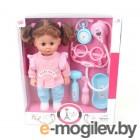 Куклы Shantou Gepai Кукла Лилли доктор LD66009D