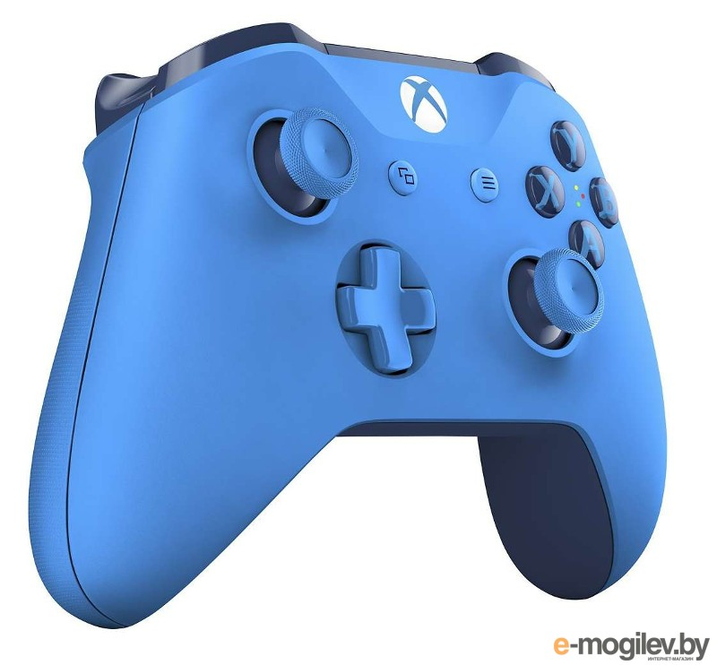 Microsoft XBOX One Wireless Controller Blue WL3-00020