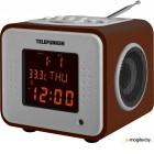 Telefunken TF-1575 дерево темное USB SD/MMC