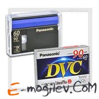 Mini DV Panasonic FF 60min