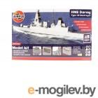 Сборные модели AIRFIX HMS Daring: Type 45 Destroyer A50132