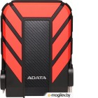 внешние HDD/SSD A-Data DashDrive Durable HD710 Pro 2Tb Black-Red AHD710P-2TU31-CRD