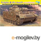 Сборные модели Dragon Pz.lll Fl Ausf.M w/SCHURZEN 6776