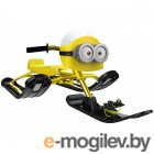 Snow Moto Minion Despicable ME Yellow 37018