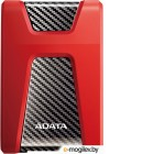 внешние HDD/SSD A-Data HD650 2Tb Red AHD650-2TU31-CRD