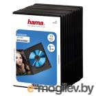 Hama H-51276 Jewel Case для DVD black