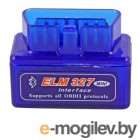ELM327 BlueTooth V1.5 Blue