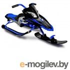 Yamaha Apex Snow Bike Titanium Black-Blue