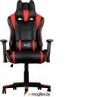Кресло для геймера Aerocool AC220 AIR-BR , черно-красное, с перфорацией, до 150 кг, размер, см (ШхГхВ) : 66х63х125/133.