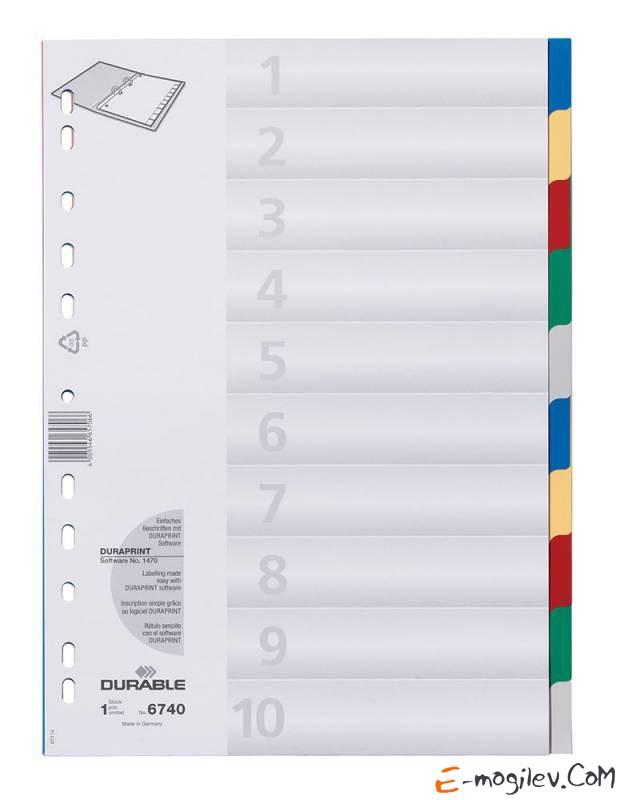 Как сделать разделители для папки своими руками