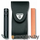 Чехол кожаный черный с застежкой Velkro (шт.) 4.0520.32, для Swiss Army Knives or EcoLine 91 mm, тол