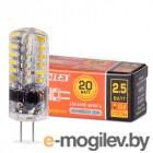 Wolta LED JC/2.5W/4000K/G4 25SJC-12-2.5G4