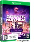 Игра для Xbox One Agents of Mayhem Steelbook