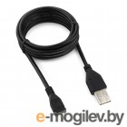 Gembird Cablexpert Pro USB 2.0 AM/microBM 5P 1.8m Black CCP-mUSB2-AMBM-6