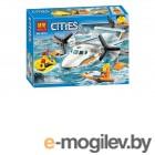 Bela Cities Спасательный самолет береговой охраны 153 дет. 10751