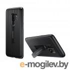 для Samsung Чехол-накладка Samsung Galaxy S9 Plus Protective Standing Cover Black EF-RG965CBEGRU