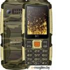 Сотовые / мобильные телефоны, смартфоны BQ BQ-2430 Tank Power Camouflage-Gold