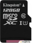 Kingston Canvas Select microSDXC CL10 UHS-I 128GB (SDCS/128GBSP)