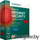 Антивирусное ПО Kaspersky Internet Security Multi-Device 2015 (KL1941OBEFS)