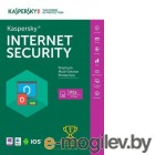 ESD Kaspersky Internet Security - Multi-Device, 2-Device 1 year Base Retail Pack