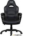 Кресло для геймера Aerocool AC80C AIR-B , черное, с перфорацией, до 130 кг