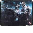 Коврик для мыши Gembird MP-GAME24, рисунок- Survarium, размеры 250*200*3мм, ткань+резина, оверлок