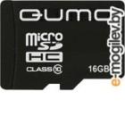 QUMO SD-micro Card 16Gb Class 10 QM16GMICSDHC10